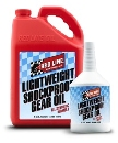 น้ำมัน Red Line Lightweight ShockProof Gear Oil ขวด 1 quart(0.95ลิตร)
